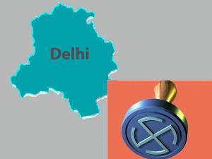 Delhi 2015 Elections