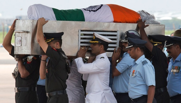 Dr. Kalam on Final Journey