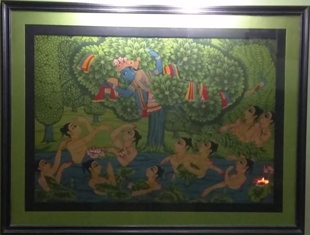 Lord Krishna & Gopis